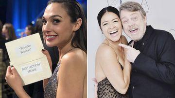 Gal Gadot, Mark Hamill y Gina Rodríguez en la lista de presentadores de los Oscar. Foto: Instagram