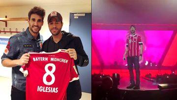 Enrique Iglesias, el nuevo fichaje del Bayern Munich
