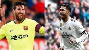El Real Madrid gana el Clásico en las redes sociales.