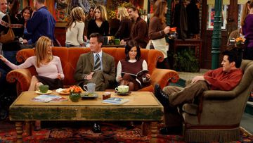 Imagen de Jennifer Aniston, Matthew Perry, Courteney Cox y Matt LeBlanc.