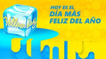 Yellow Day: Por qué el 20 de junio es el día más feliz del año