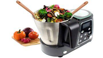 Cocinar ya no será un problema con estos robots de cocina