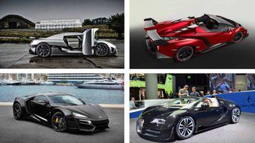 Los diez coches más caros del mundo. Imágen: Wikipedia