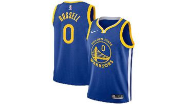 The Warriors are already a legendary franchise.  Get the shirt of his new signing