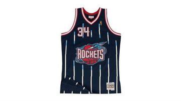 The Rockets rocket jersey marked an era.