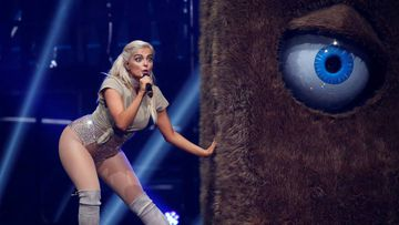 Bebe Rexha performs on stage at the 2016 MTV Europe Music Awards at the Ahoy Arena in Rotterdam, Netherlands, November 6, 2016. REUTERS/Yves Herman