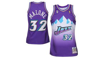 Karl Malone is one of the best scorers in the NBA.  Living basketball legend.