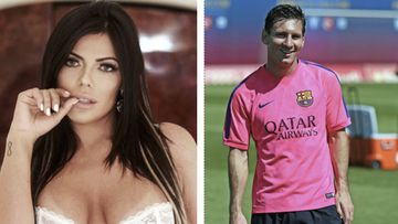 Ex Miss Bum Bum deja este mensaje a Leo Messi y al Barça. Foto: Instagram