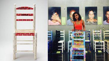 La silla de Iker Casillas e Inma Cuesta, impulsora de Tu silla, Su refugio
